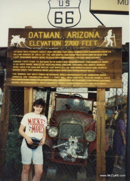 Oatman Arizona