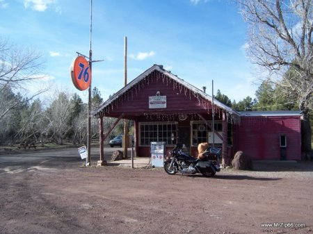 Parks Arizona, Route 66