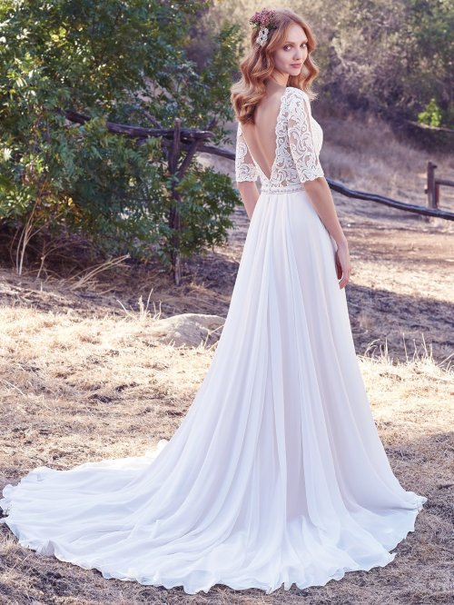Medium Of Colorful Wedding Dresses