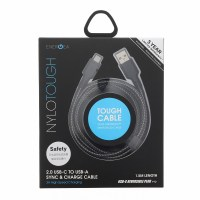 NYLOTOUGH 2.0 USB-C to USB-A Charge Cable(1.5m)