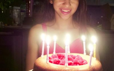 Birthday gal!