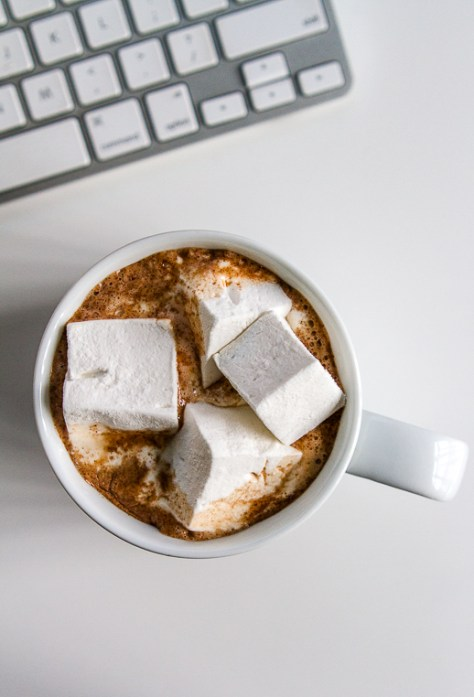 mallows, not just for cocoa anymore!