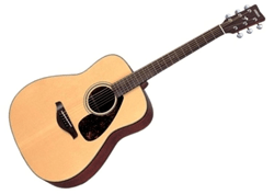 Best budget acoustic guitar for 2016 for Yamaha fg700s dimensions