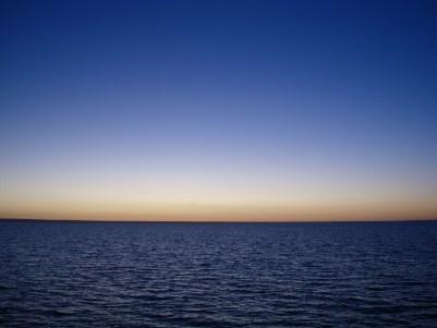 Sunset, Exmouth Gulf