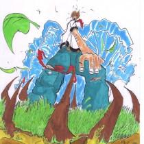 illustration concours dessin bande dessinée revanche nature