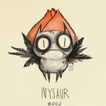 nysaur bulbizard pokemon tim burton