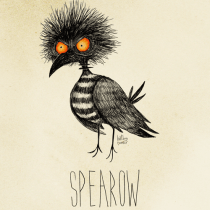 spearow pokemon burton