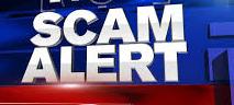 OSHA Reports E-mail Scam