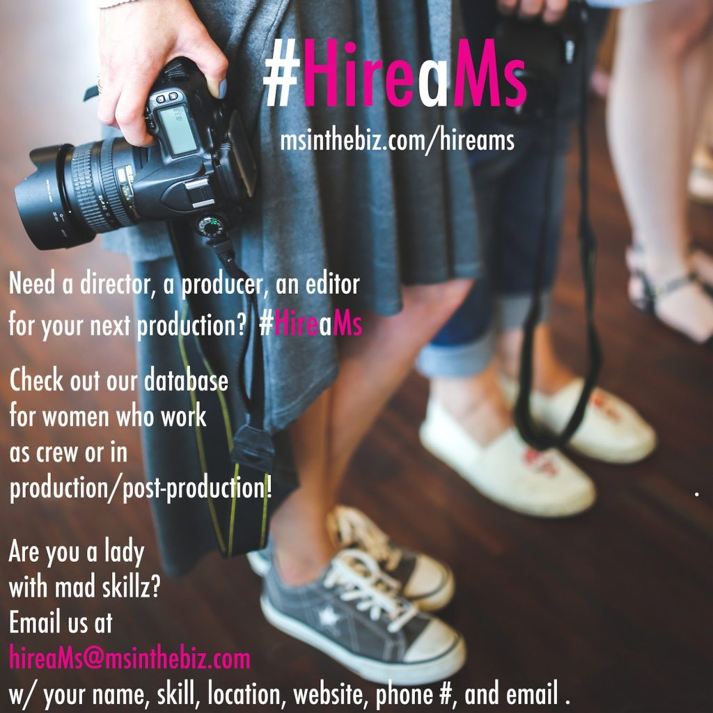 #HireaMs database – click photo to enter