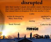 Being Disrupted: Flashback to a Former Life