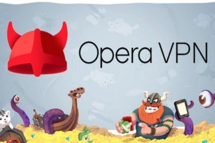 Встроенный бесплатный сервис VPN – хороший аргумент начать пользоваться Opera