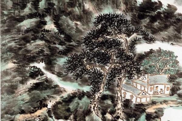 2003, ink on paper, 136 c 69 cm