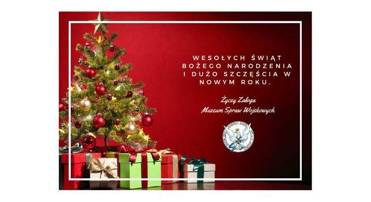 Kartka świąteczno-noworoczna