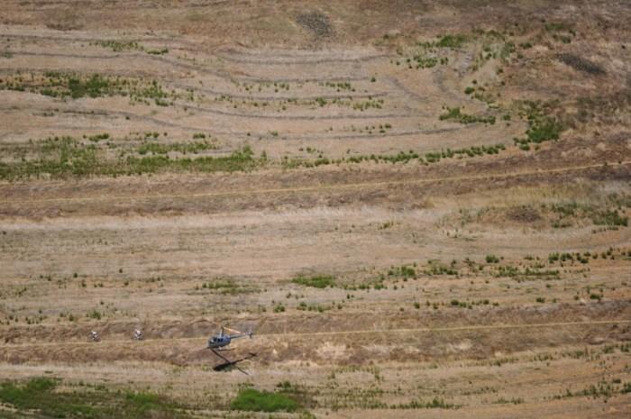 Absa Cape Epic 2013 Prologue - Meerendal Wine Estate