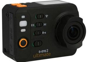kamera sportowwa g-eye 2 ultimate geonaute decathlon