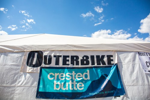 outerbike in mt. crested butte colorado