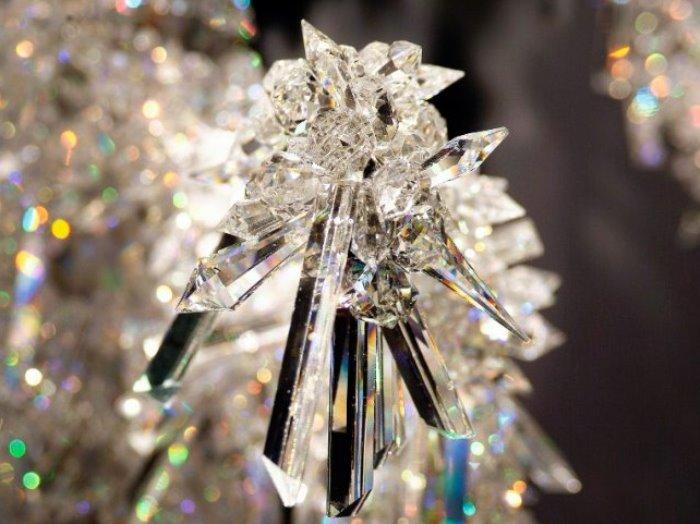 Волшебные кристаллы Сваровски | Фото: mylitta.ru