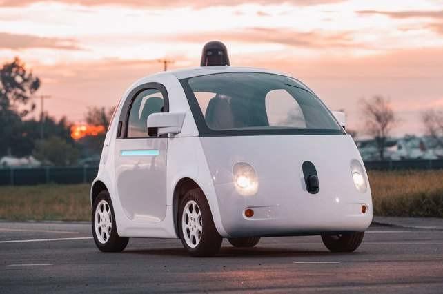 12. Беспилотные автомобили Reired, прогноз, технологии