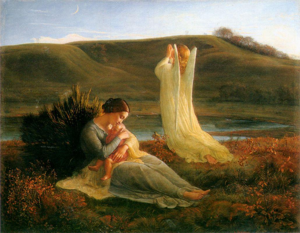 Луи Жанмо. Ангел и мать