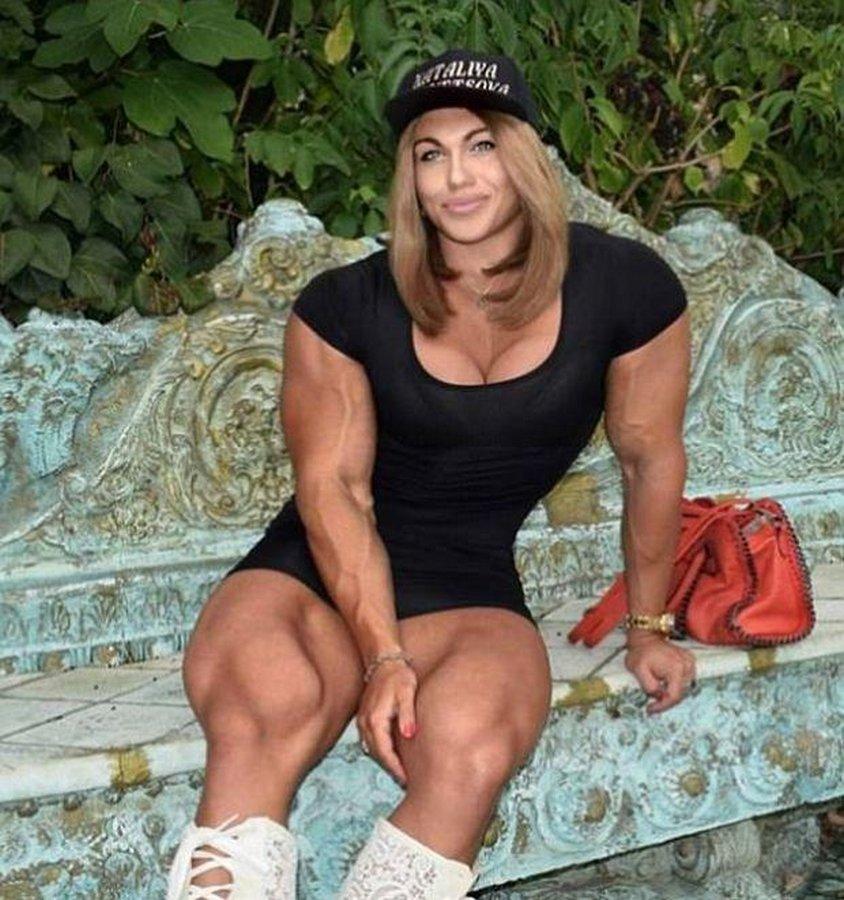 Чемпионка по армлифтингу Наталья Трухина снова в форме