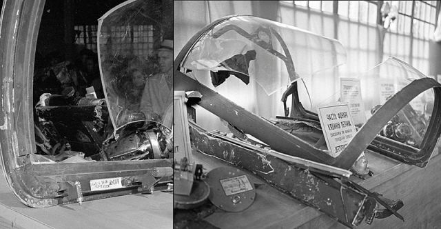 Файл:RIAN archive 35168 Wreckage of Downed American Reconnaissance Plane.jpg