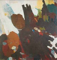 James Brooks, BERL, 1956