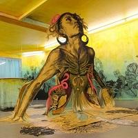 Swoon Street Artist