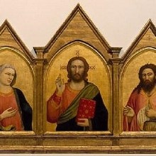 The Peruzzi Altarpiece by Giotto