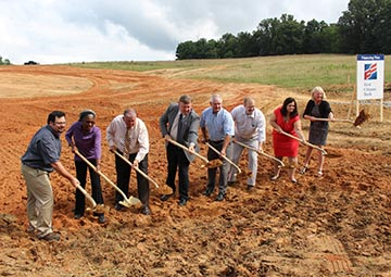 MHO Breaks Ground For Mars Hill Commons Apartments