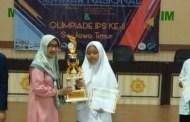 Lagi, Peserta Didik MTsN 3 Malang Juara Olimpiade tingkat Jawa Timur