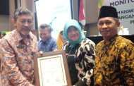 Komitmen Prinsip Higienitas, Kantin MTsN 3 Malang Mendapatkan Penghargaan Bintang Keamanan Pangan dari BPOM