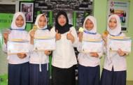 Alhamdulillah, Ilmu Bela Diri MTsN 3 Malang Berhasil Kumpulkan Medali
