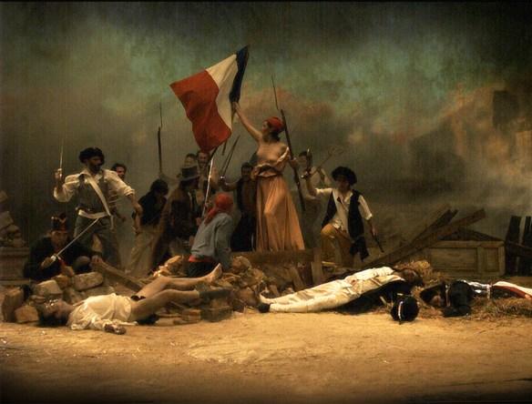 Still, 'La Liberté raisonnée' by Cristina Lucas; pic: Cristina Lucas
