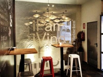 ipan ivino, recomendable para comer en Salamanca