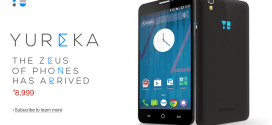 Micromax's Yu Yureka with Cyanogenmod11