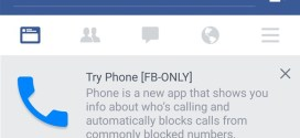 Phone: Is Facebook testing a dialer and caller ID App?