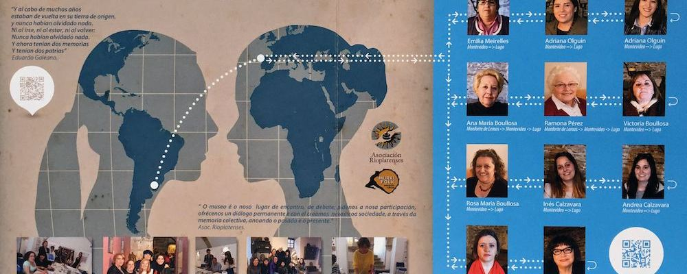 Red Museística Provincial de Lugo, la Rede | Encarna Lago | Proyectos Invitados | Mujeres Mirando Mujeres | MMM17