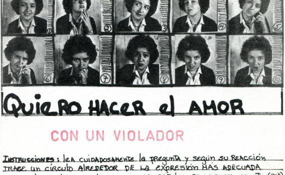 © Mónica Mayer | Montaña Hurtado | Entrevistas | Mujeres Mirando Mujeres. MMM18