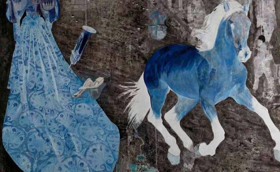 © Helene Pavlopoulou | Patricia Acal | Presentaciones | Mujeres Mirando Mujeres | MMM18