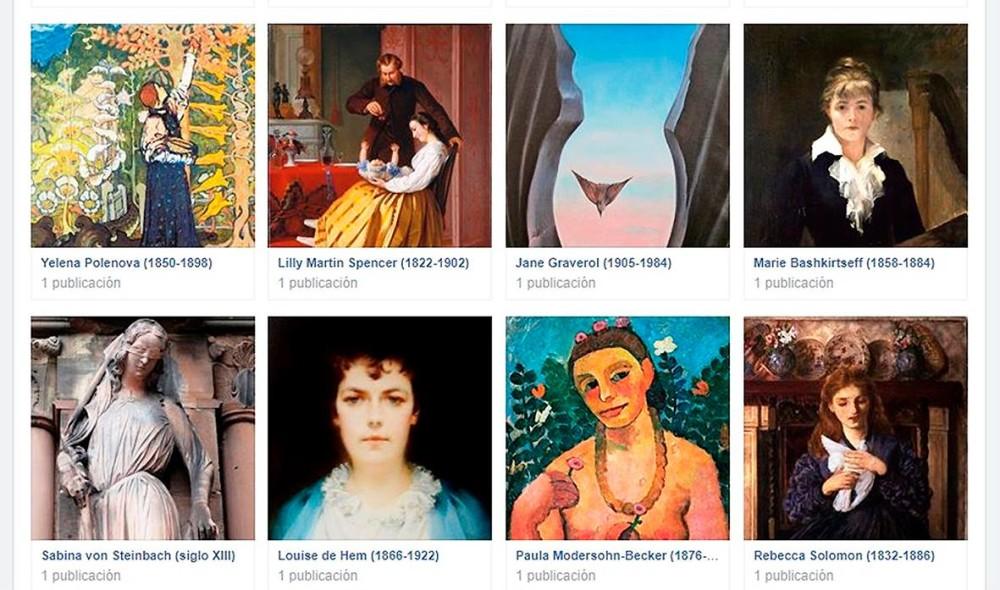 Diana Larrea. Tal día como hoy | Mujeres Mirando Mujeres | MMM18