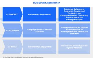 DCS Bewertungskriterien