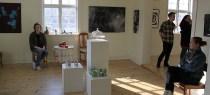 Utställning på Kastanjegården