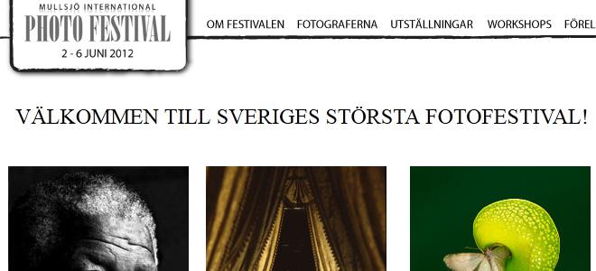 Mullsjö International Photo Festival