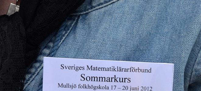 Matematiklärare fyller hela skolan!