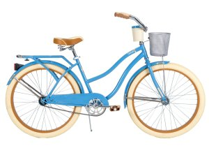 Huffy Women's Cruiser Deluxe Bicycle