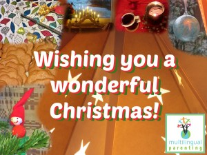 Have a wonderful Christmas!
