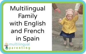 Multilingual Family with English and French in Spain