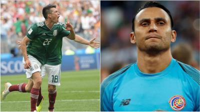 México remontó el partido y venció 3-2 a Costa Rica en amistoso por Fecha FIFA   RESUMEN   GOLES ...