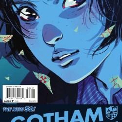 Gotham Academy 4 Variant Cover