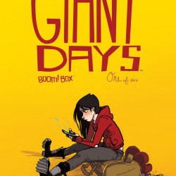 Giant Days Issue 1 Cover